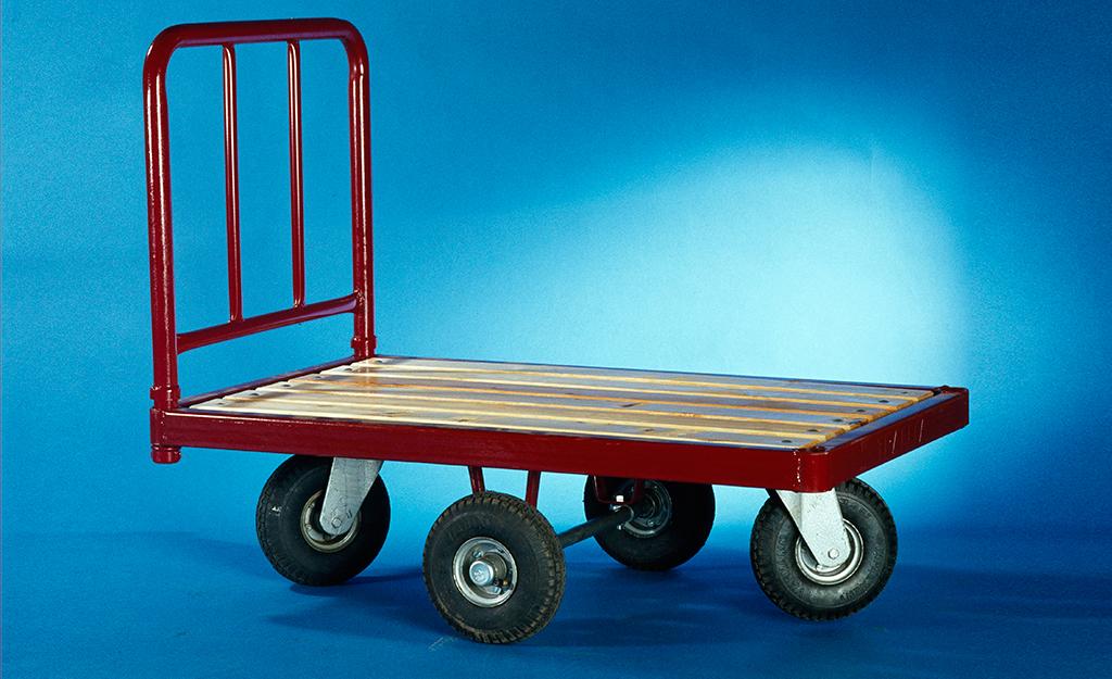 motorisert trillebåre hjul
